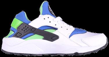 Air Huarache  Scream Green  - Nike - 318429 100  8257f65e3