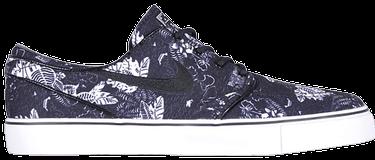 b55cf4122bbf5 Zoom Stefan Janoski  Black Floral  - Nike - 333824 022