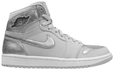 0f37901026135f Air Jordan 1 Retro Hi Silver  25th Anniversary  - Air Jordan ...
