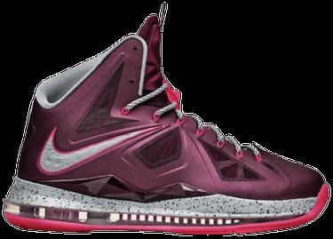 5b96d3426f80 LeBron 10+ Sport Pack  Crown Jewel  - Nike - 542244 600