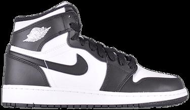 timeless design c0a03 87245 Air Jordan 1 Retro High OG BG  Black White  2014