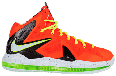 dd03ec48147 Lebron 10 P.S Elite  Bright Crimson  - Nike - 579827 800