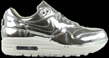 d62b5d47 Wmns Air Max 1 Sp 'Liquid Silver' - Nike - 616170 090   GOAT