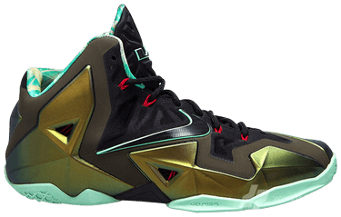 the best attitude 1d1de a194a LeBron 11  King s Pride . Nike