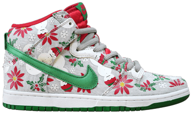 Dunk High SB Prm Cncpts 'Ugly Christmas Sweater'. Nike