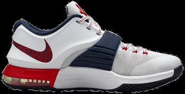 finest selection 654c8 ee829 KD 7  USA  - Nike - 653996 146   GOAT