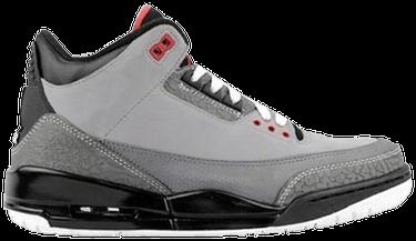finest selection a8a47 ae9d2 Air Jordan 3 Retro  Stealth