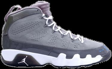 size 40 21774 13a86 Air Jordan 9 Retro 'Cool Grey' 2012