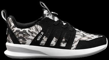 huge selection of 2ef99 afe8f SL Loop Runner  Black White Tie-Dye