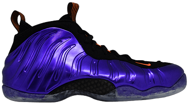 52f0e818d20 Air Foamposite One  Phoenix Suns  - Nike - 314996 501