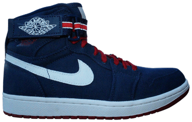 e58d15e781f8 Air Jordan 1 High Strap  Olympic  - Air Jordan - 342132 461