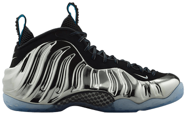 59128a1dc5791 Air Foamposite One QS  All Star - Chromeposite  - Nike - 744306 001 ...