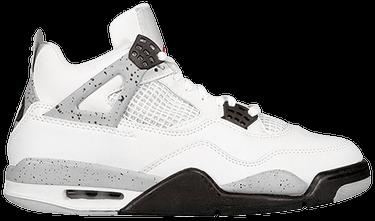 854af5e5b084ef Air Jordan 4 Retro  Cement  1999 - Air Jordan - 136013 101