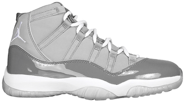 47f4f30c15b3 Air Jordan 11 Retro  Cool Grey  2001 - Air Jordan - 136046 011
