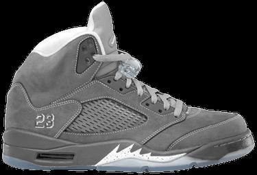 Air Jordan 5 Retro  Wolf Grey  - Air Jordan - 136027 005  8c054dd83