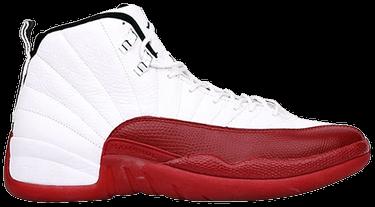 4cb84720622 Air Jordan 12 Retro 'Cherry' 2009 - Air Jordan - 130690 110 | GOAT