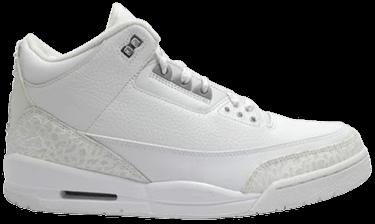 5530a91cf19495 Air Jordan 3 Retro  Pure Money  - Air Jordan - 136064 103