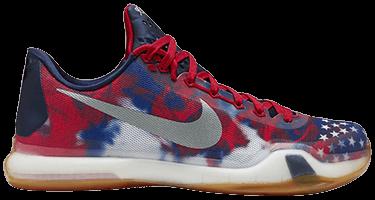 pretty nice 78fd6 12335 Kobe 10  USA . Nike