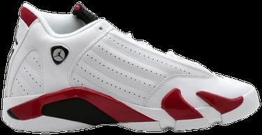 sale retailer 5c514 5d93e Air Jordan 14 Retro GS 'Candy Cane' 2005 - Air Jordan ...