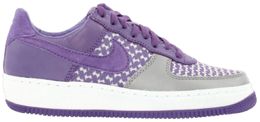 pretty nice 7585d feef6 Undefeated x Air Force 1 Low InsideOut 'Purple'