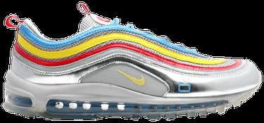 8bfff9eab622 Air Max 97 Premium  Finish Line 25th Anniversary  - Nike - 316088 ...