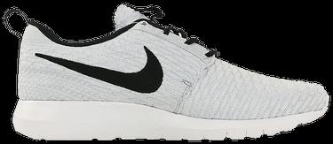 aa7f4417df23 Roshe Run Flyknit White - Nike - 677243 101