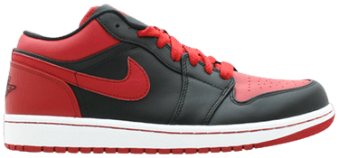 new style 8107b 1309d Air Jordan 1 Phat Low  Bred