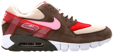 5727ced1397e69 DQM x Air Max 90 Current Huarache PRM  Bacon  - Nike - 375576 261