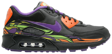 online store c2fbb d4c55 Air Max 90 Premium 'Day Of The Dead' - Nike - 389398 050 | GOAT