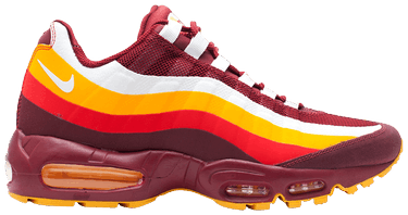pretty nice e312a 1b6b5 Air Max 95 Ns NFL  Washington Redskins . Nike
