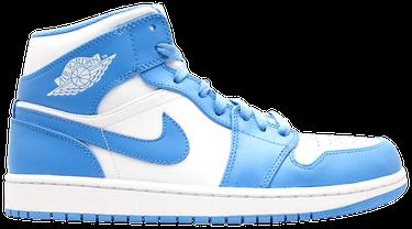 size 40 d57b4 44cdb Air Jordan 1 Mid 'UNC'