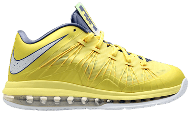 low priced 31936 badac Air Max LeBron 10 Low  Sonic Yellow . Nike