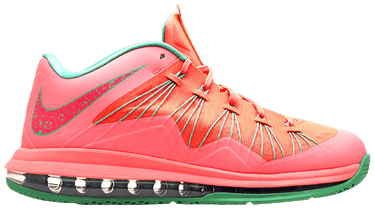 info for 2c5a9 34502 Air Max LeBron 10 Low  Watermelon . Nike
