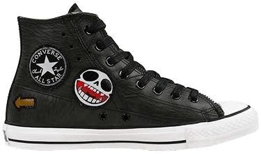 CT All Star Hi Top Leather Motorcycle Gorillaz - Converse - 132195 ... 895bfe04d