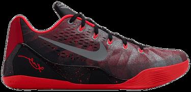 10d61b84764a Kobe 9 EM PRM  Gym Red  - Nike - 652908 606