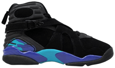 official photos de87c 3f232 Air Jordan 8 Retro GS 'Aqua' 2007