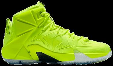 abbc9c17bf4 LeBron 12 EXT  Tennis Ball  - Nike - 748861 700