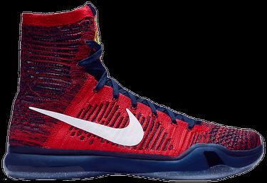 7f2c63d88680 Kobe 10 Elite High  American  - Nike - 718763 614