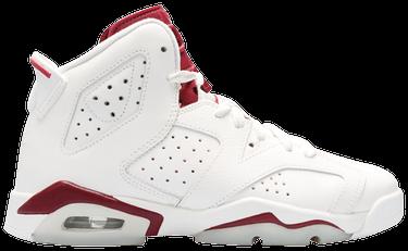 861f6f78983c Air Jordan 6 Retro OG BG  Maroon  2015 - Air Jordan - 836342 115