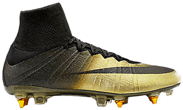 half off fbe91 d4600 Mercurial Superfly CR7  Rare Gold . Nike