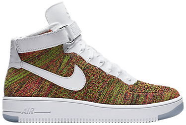 73c85ec1b7e57 Air Force 1 Ultra Flyknit  Multi-Color  - Nike - 817420 700