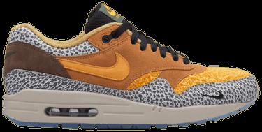 c90f127eda36 Atmos x Air Max 1  Safari  2016 - Nike - 665873 200