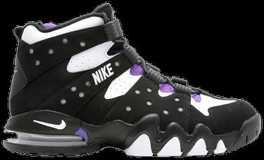 5a8bc5d06102 Air Max2 CB 94  Black White Purple  - Nike - 305440 012