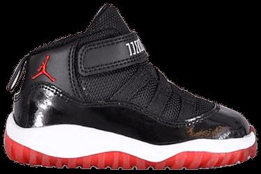 separation shoes 371c8 eded4 Jordan 11 Retro Toddler 'Bred' 2012