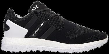 57a91084ca8c9 Y-3 PureBoost ZG Knit  Black  - adidas - AQ5729
