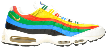 d0623d770f87c Air Max 95  Olympic . Buy New 700. Buy Used 480. SKU307272 172. RELEASE  DATE. MAIN COLORWhite. COLORWAYWhite Metallic Gold-Chili Red-Photo Blue