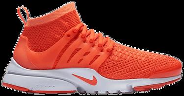 sports shoes 3fe56 ad606 Wmns Air Presto Ultra Flyknit  Bright Mango . Nike