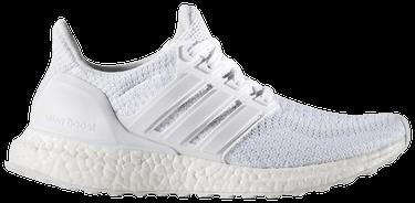 6cc9c1e6d9833 UltraBoost 2.0 J  Triple White  - adidas - BA9274