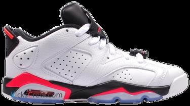 free shipping 07c88 d1687 Air Jordan 6 Retro Low BG 'Infrared'