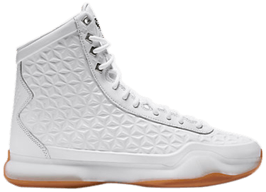 982243acb9e4 Kobe 10 High Ext  White Gum  - Nike - 822950 100